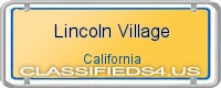 Lincoln Village board